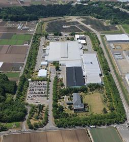 キヤノン電子赤城工場