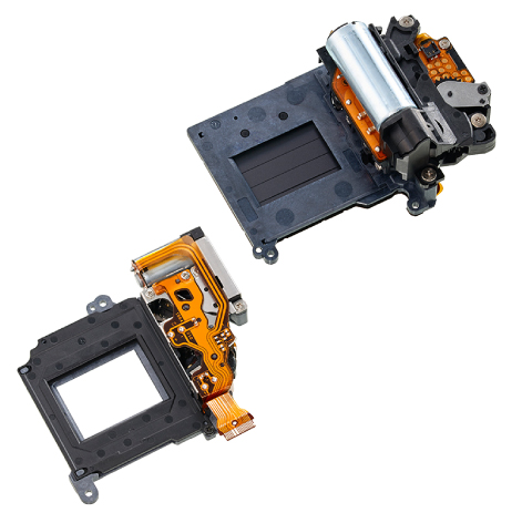 レンズ交換式カメラ用シャッター