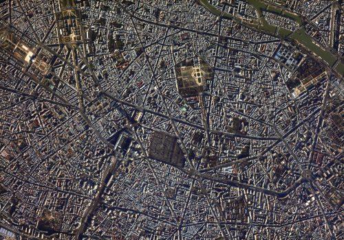 パリ(リュクサンブール公園)